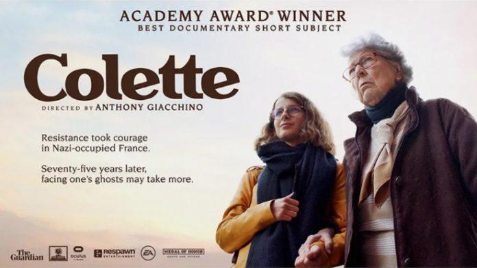 colette wins oscar